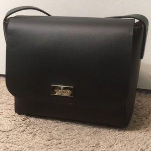 Authentic Kate Spade Black Caressa Crossbody Bag